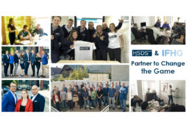 IFHG team partners with HSDS